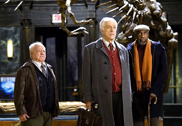 Night at the Museum (2006, 20th Century Fox)