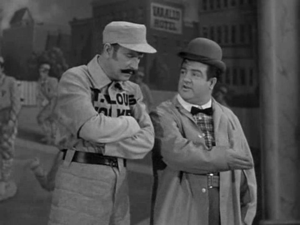 The Naugty Nineties (1945, Universal)