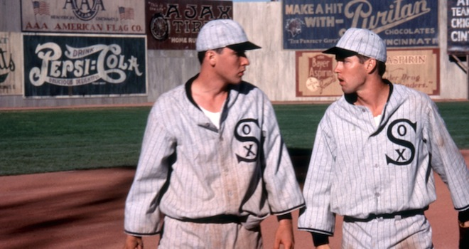Eight Men Out (1988, Orion Pictures)