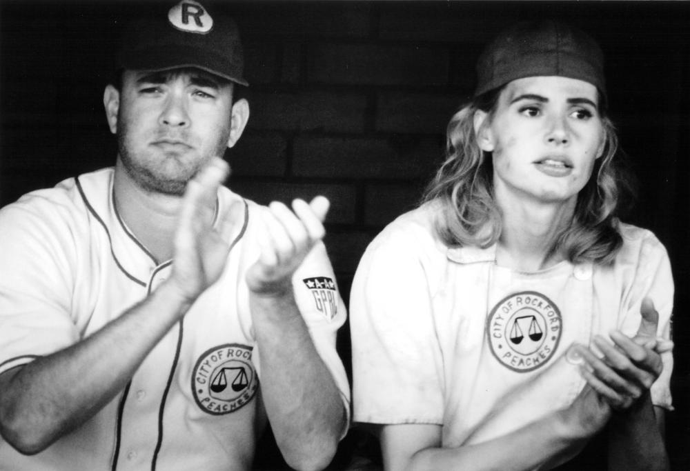 A League of Their Own (1992, Columbia Pictures)