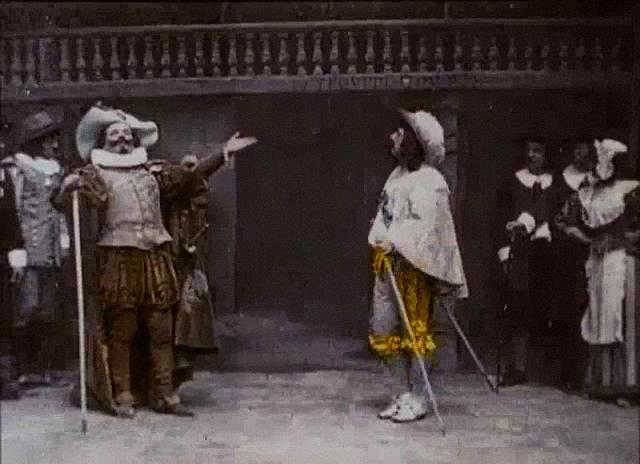 Cyrano de Bergerac (1900)