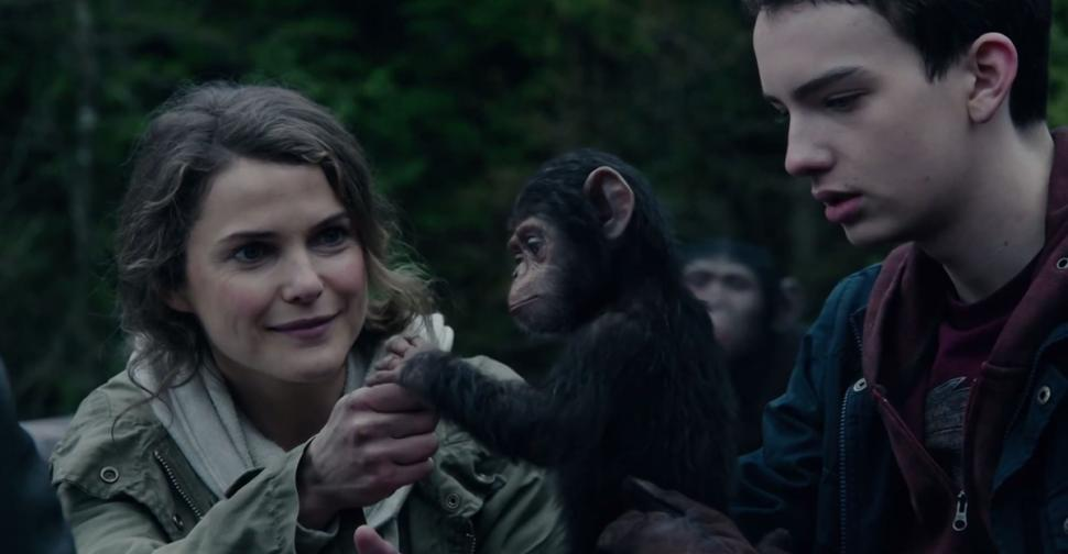 Dawn of the Planet of the Apes (2014, 20th Century Fox)