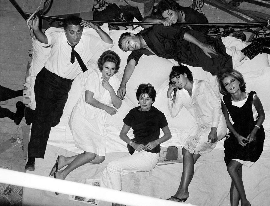 8 1/2 (1963, Criterion)