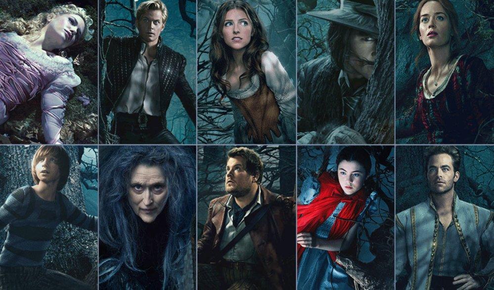 Into the Woods (2014, Disney)