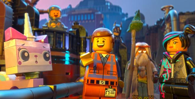 The Lego Movie (2014, Warner Bros.)