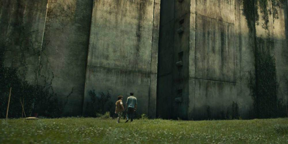 Maze Runner (2014, 20th Century Fox)