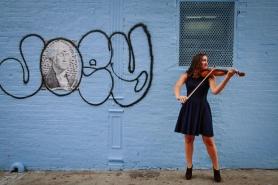 Following Heart - The Violinist (2014, Jacks Gap/Skype)