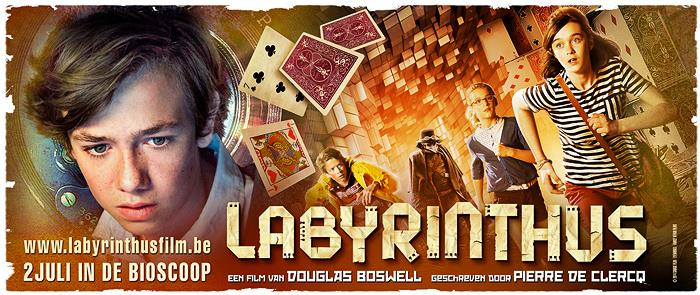 Labyrinthus (2014, Attraction Media)