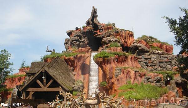 Splash Mountain (Disney Parks)