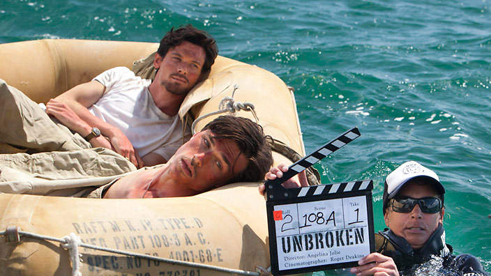 Unbroken (2014, Warner Bros.)
