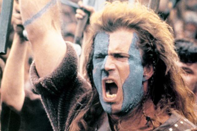 Braveheart (1995, Paramoutn/20th Century Fox)