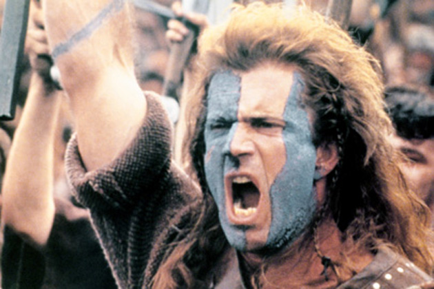 Braveheart (1995, Paramoutn/20th Century Fox)