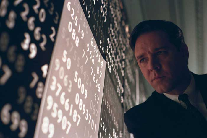 A Beautiful Mind (2001, Universal/DreamWorks)
