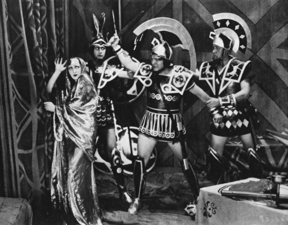 The Private Life of Helen of Troy (1927, First National Pictures)