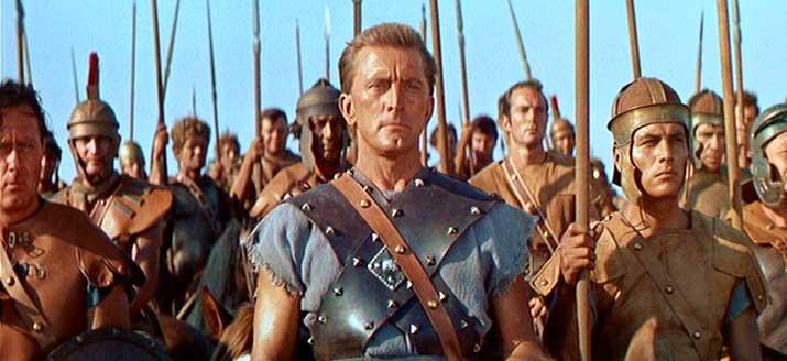 Spartacus (1960, Universal)