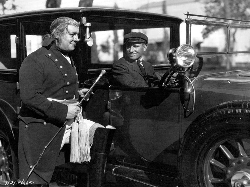 The Patriot (1928, Paramount)