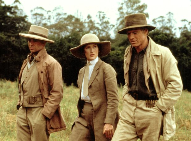 Out of Africa (1985, Universal)