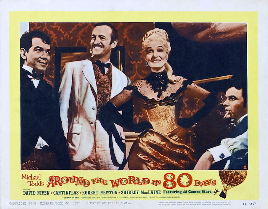 Around the World in 80 Days (1956, All Rights Reserved)