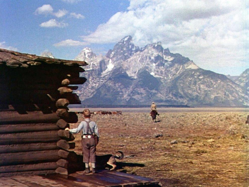 Shane (1953, Paramount)