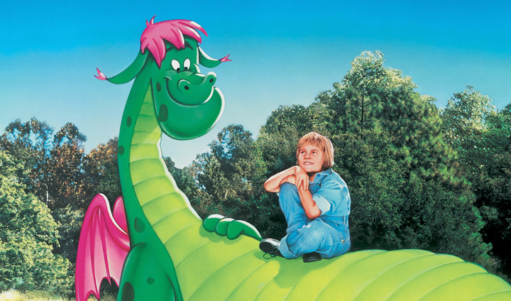 Pete's Dragon (1977, Disney)