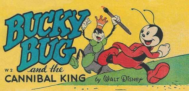 Bucky Bug (Disney)
