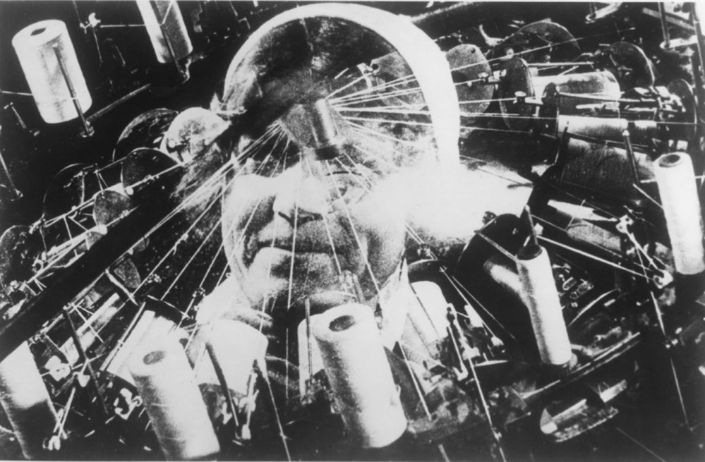 The Man with a Movie Camera (1929)
