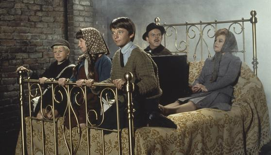 Bedknobs and Broomsticks (1971, Disney)