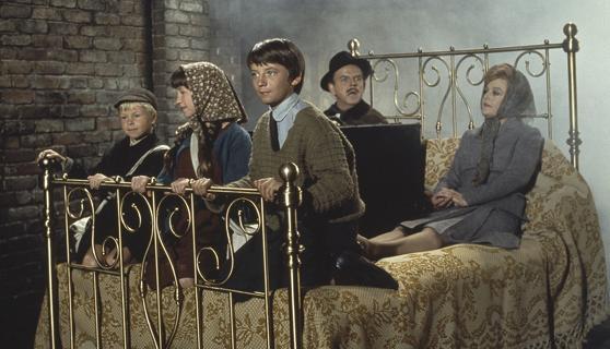 Bedknobs and Broomsticks (1971, Disney)