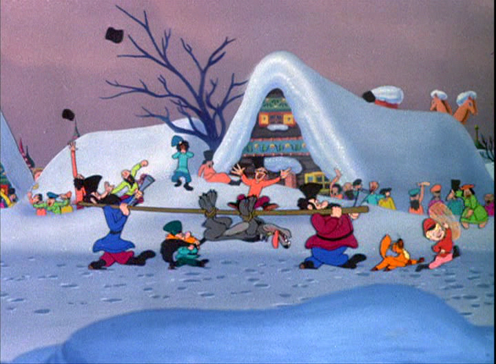Peter and the Wolf (1946, Disney)