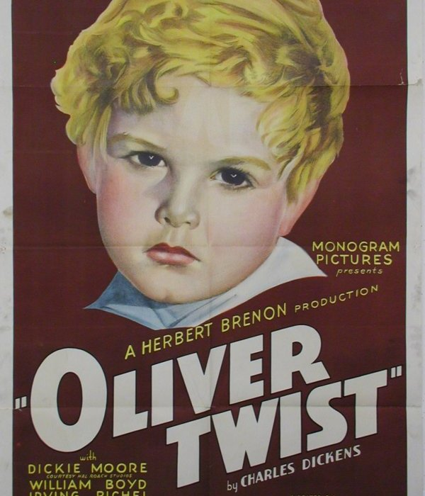 theme of poverty in oliver twist