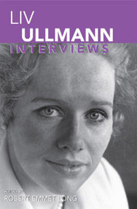 Liv Ullmann (2006, University of Mississippi Press)