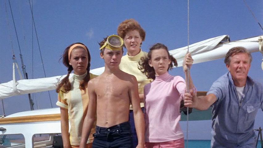 Flipper's New Adventure (1964. MGM)