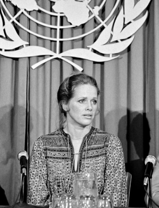 Liv Ullman (U.N.)