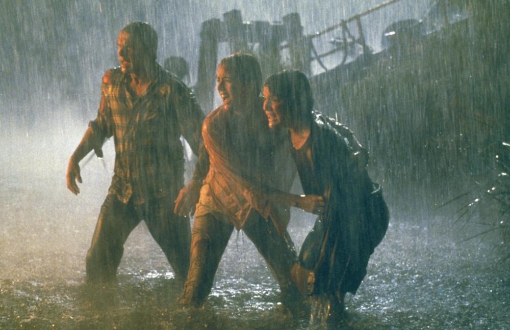 Jurassic Park III (2001, Universal)