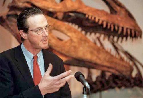 Michael Crichton (1998, LA Times)