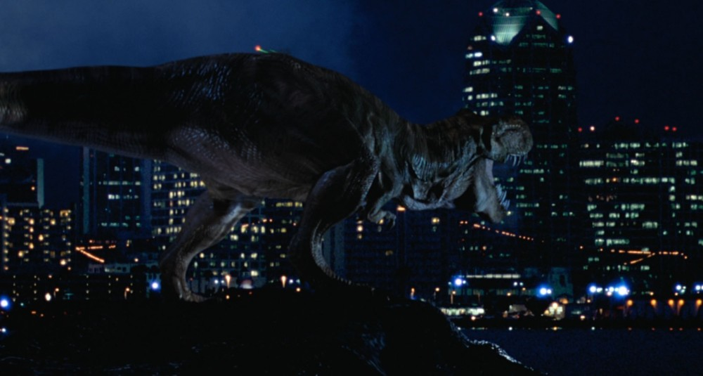 Jurassic Park: The Lost World (1997, Universal)