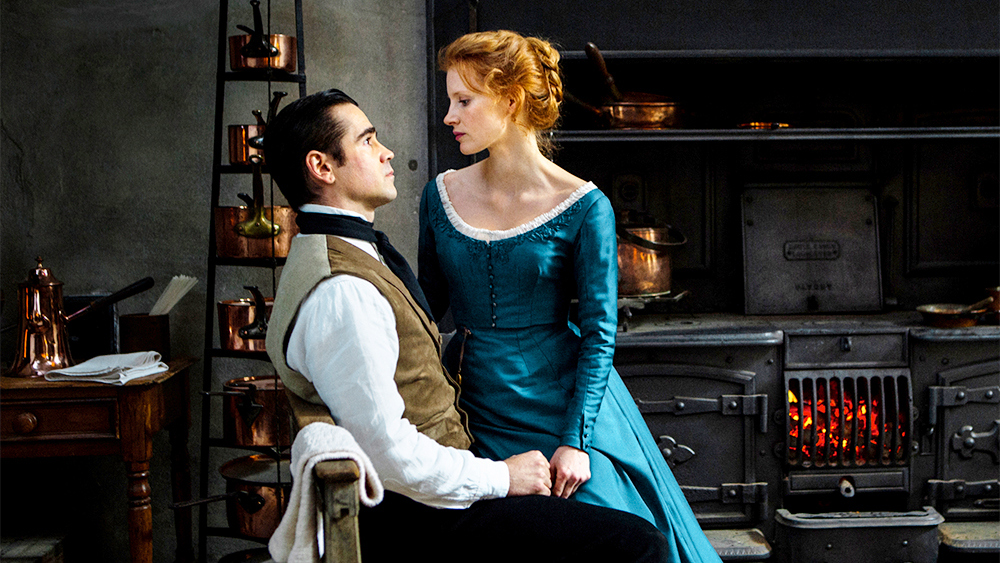 Miss Julie (2014, Columbia TriStar)
