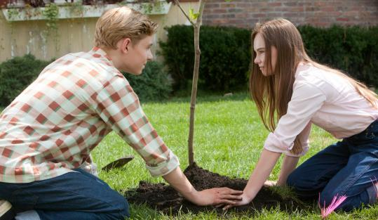 Madeline carroll and callan mcauliffe dating after divorce