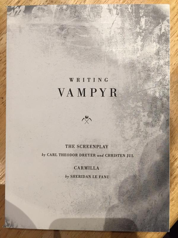 Writing Vampyr (Criterion)