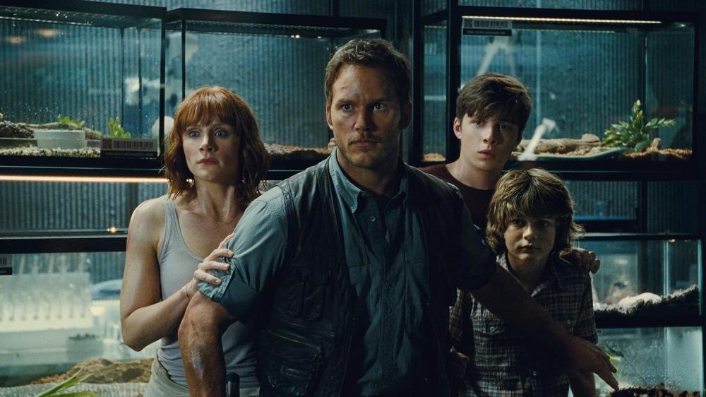Jurassic World (2015, Universal)