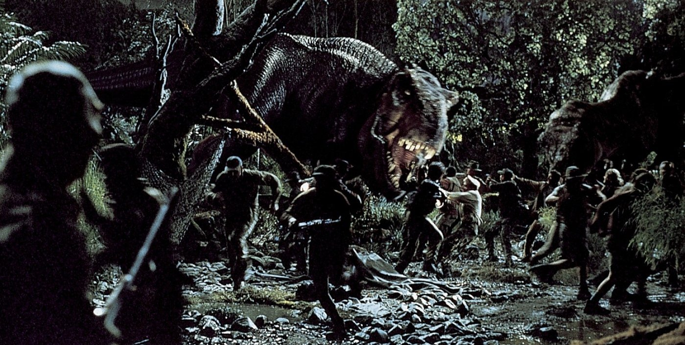The Lost World: Jurassic Park (Universal, 1997)