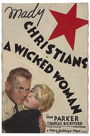 A Wicked Woman (1934, MGM)