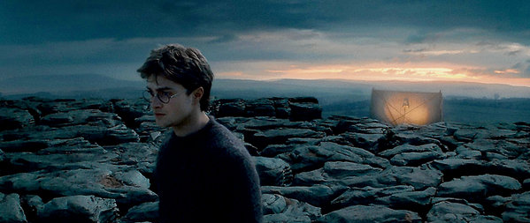 Harry Potter and the Deathly Hallows, Part 1 (2010, Warner Bros.)