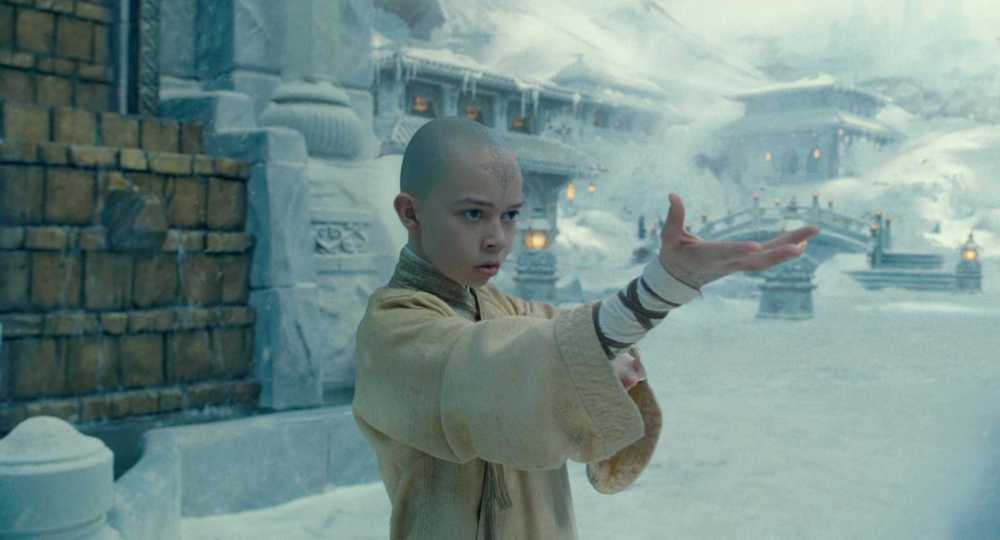 The Last Airbender (2010, Paramount)