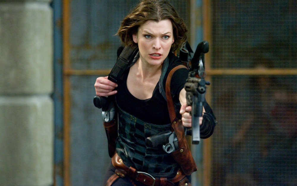 Resident Evil: Afterlife (2010, Screen Gems)
