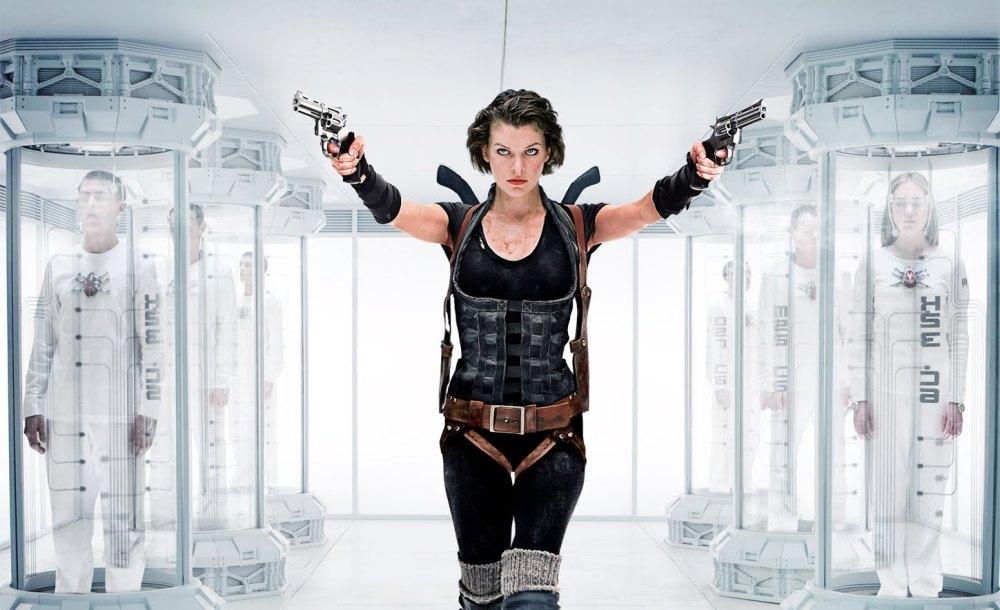 Resident Evil:  Afterlife (2010, Screen Gems)