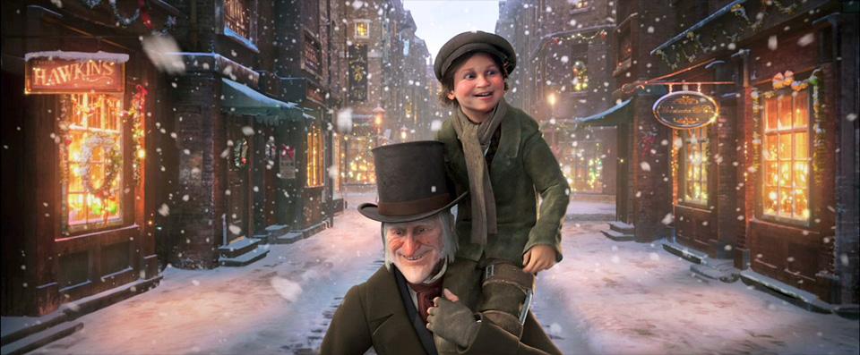 A Christmas Carol Movie.Rewind Review A Christmas Carol The Movie Rat