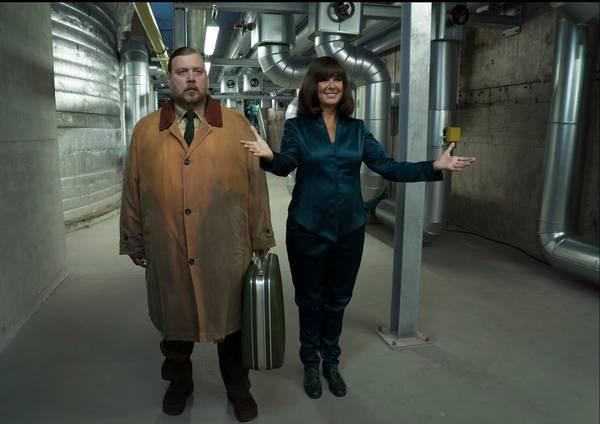 Nicolas Bro og Paprika Steen - Antboy
