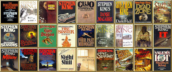 A list of <b>Stephen</b> <b>King's</b> Novels, organized alphabetically.